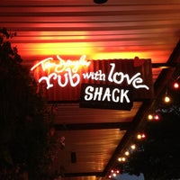 Photo taken at Rub With Love Shack by Kevin M. on 11/5/2012