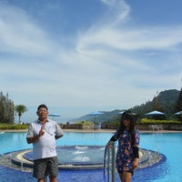 Photo taken at Hotel Niagara, Parapat by Emalya A. on 8/14/2016