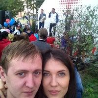 Photo taken at ул. Х. Бигичева by лилия н. on 9/9/2014