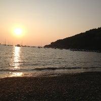 Photo taken at Spiaggia Bagnaia by Carlo M. on 7/15/2013