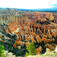 Photo taken at Bryce Canyon National Park by Anita R. on 9/9/2013