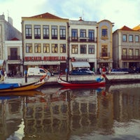 Photo taken at Molhe Norte Porto de Aveiro by Anita R. on 6/17/2015