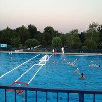 Photo taken at Sportsko-rekreativni centar Petnica by Евгений Н. on 8/12/2013