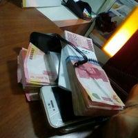 Photo taken at Bank Mandiri KC Balai Kota by Andy C. on 3/1/2016