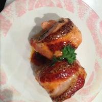 Photo taken at Sushi Roll by Dasha M. on 2/1/2013