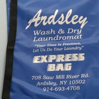 Photo taken at Ardsley Wash & Dry Laundromat by Mark S. on 4/24/2016