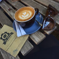 Photo taken at Contego Coffee by Ada G. on 9/30/2016