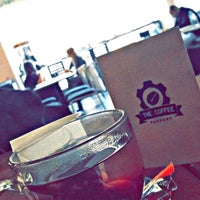 Photo taken at Contego Coffee by Ada G. on 11/4/2015