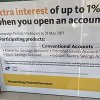 Photo taken at Maybank by Shahrul H. on 6/22/2017