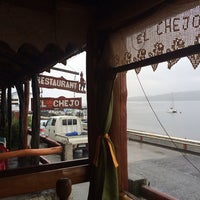 Photo taken at Restaurante El Chejo by Carlos M. on 3/11/2014