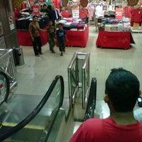 Photo taken at Matahari Dept. Store by Adil P. on 2/5/2013