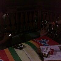 Photo taken at Jagung Bakar & Sate Kelinci by Gita N. on 3/21/2013