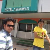 Photo taken at Hotel Ashirwad by Preet J. on 4/11/2013