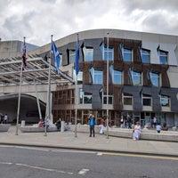 Photo taken at Scottish Parliament by Carol H. on 7/19/2018