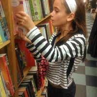 Photo taken at Browseabout Books by Jennifer B. on 8/19/2013