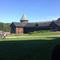 Photo taken at Shelburne Farms by Robin M. on 7/15/2013