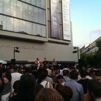 Photo taken at Centro Dramatico Nacional by Lemon H. on 6/21/2014