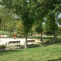 Photo taken at Parque del Arcipreste by Lemon H. on 5/6/2013
