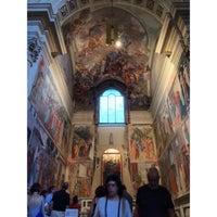 Photo taken at Basilica di Santa Maria del Carmine by Rémi G. on 8/12/2015