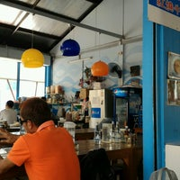 Photo taken at สีฟ้า ก๋วยเตี๋ยวเนื้อ by Andrey L. on 12/24/2016