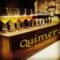 Photo taken at Quimera Brewpub by Quimera B. on 6/27/2017