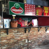 Photo taken at Taquitos West Ave. by Maryann D. on 10/12/2017