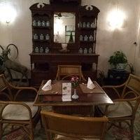 Photo taken at Panwa House @ Cape Panwa Hotel by Cape Panwa Hotel P. on 10/13/2017
