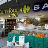 Photo taken at CarrefourSA Mini by Aleksandr L. on 1/3/2016