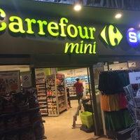 Photo taken at CarrefourSA Mini by Aleksandr L. on 5/9/2017