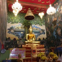Photo taken at Wat Rai King (Wat Mongkhon Chindaram) by Richygirl A. on 2/25/2013
