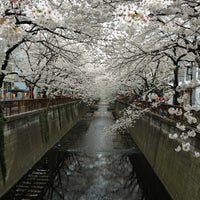 Photo taken at 緑橋 by Naohisa N. on 3/23/2013