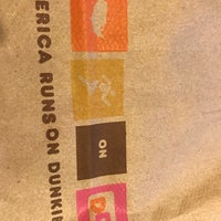 Photo taken at Dunkin' Donuts by Jesse H. on 3/21/2017