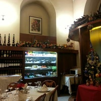 Photo taken at Antica Trattoria Il Bersagliere by Jesse H. on 12/13/2012