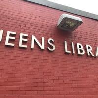12/15/2017 tarihinde Jesse H.ziyaretçi tarafından Queens Library at Sunnyside'de çekilen fotoğraf