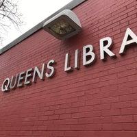 10/24/2017 tarihinde Jesse H.ziyaretçi tarafından Queens Library at Sunnyside'de çekilen fotoğraf