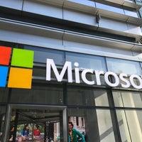 Photo taken at Microsoft by Jesse H. on 2/8/2017