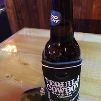Photo taken at Tequilla Cowboy by Dustin B. on 11/21/2014