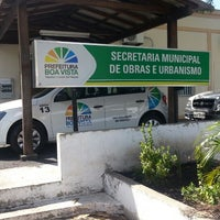 Photo taken at SMOU - Secretaria Municipal de Obras e Urbanismo by Mateus F. on 4/16/2014