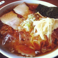 Photo taken at 金ちゃんラーメン 上山店 by himucl on 9/18/2012