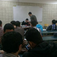 Photo taken at S Building - HTI by Mostafa a. on 12/3/2013