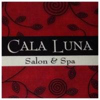 Photo taken at Cala Luna Salon & Spa by Cala Luna Salon & Spa on 10/13/2013