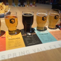 Photo taken at SPRING VALLEY BREWERY TOKYO by Ai U. on 5/6/2015