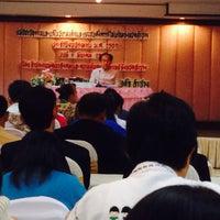 Photo taken at Regent Lodge Lampang by Prapat T. on 3/7/2014