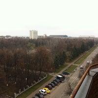 """Photo taken at Гостиница """"Европа"""" by Tolyasik K. on 11/13/2013"""