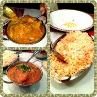 Das Foto wurde bei India Quality Restaurant von Celine H. am 12/8/2012 aufgenommen