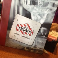 Photo taken at TGI Fridays by Mjay P. on 5/4/2013