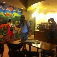 Photo taken at Starbucks by Yosr N. on 5/3/2013