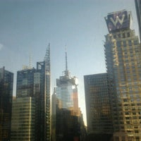 Photo taken at Crowne Plaza Times Square Manhattan by Liza K. on 1/26/2013