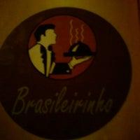 Photo taken at Brasileirinho by RAFAEL M. on 12/24/2012