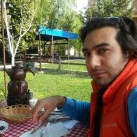 Photo taken at Atlı Köşk Cafe & Restaurant by Havva T. on 4/2/2014